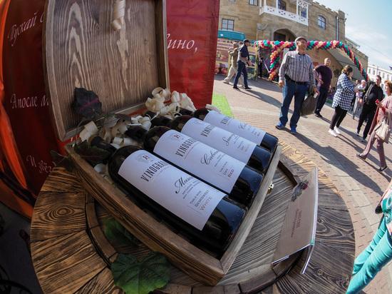 Филиал РСХБ поучаствовал в фестивале молодого вина на Кавминводах