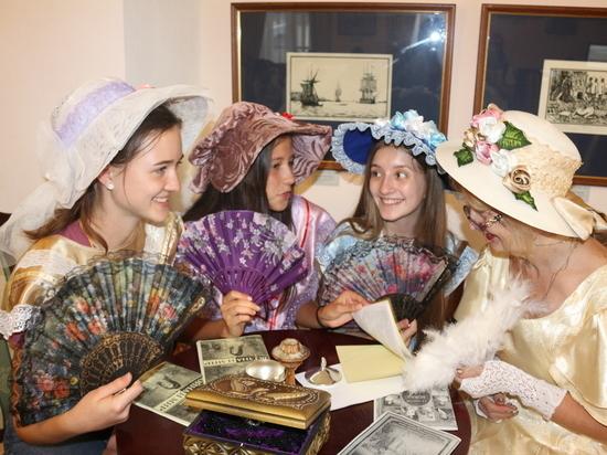 Железноводск посетили ребята из Псковской области
