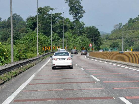 Чего бояться автолюбителю на дорогах Малайзии