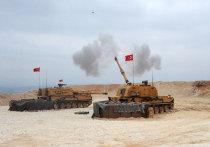 В среду, 9 октября, началось наступление Анкары на север Сирии