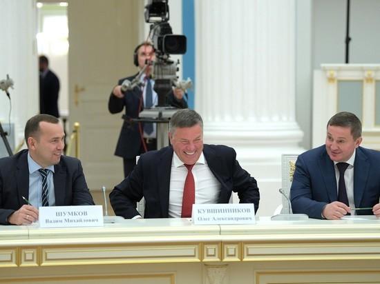 Встреча президента России и губернатора Вологодской области прошла в Москве
