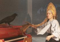 В среду вечером в Музее Москвы впервые показали спектакль Дмитрия Крымова «Борис» по мотивам трагедии Пушкина «Борис Годунов»