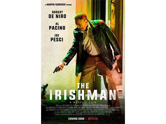 NYF: Фильм «Ирландец» - явный претендент на «Оскар»