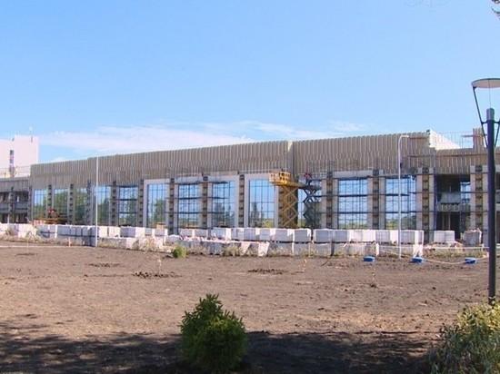 В Астрахани на Новый год откроют ледовую арену