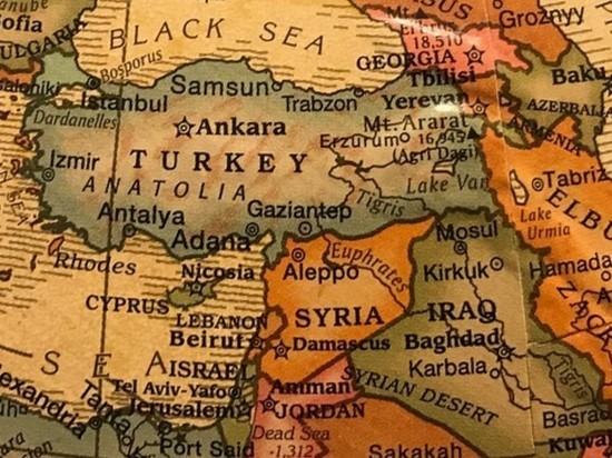 МИД Турции рассказал о целях первого этапа операции в Сирии
