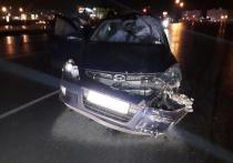 В Новом Уренгое пьяный водитель без прав учинил ДТП