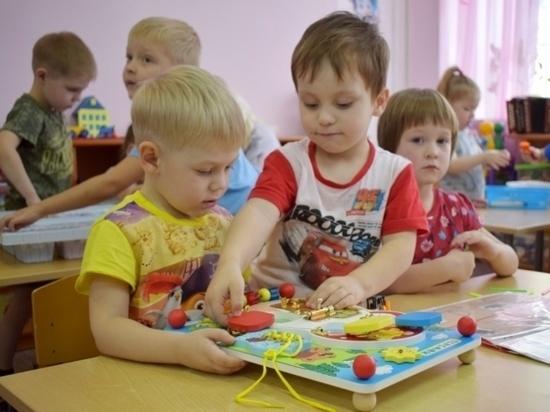 В одном из детских садов Иванова открылись новые группы