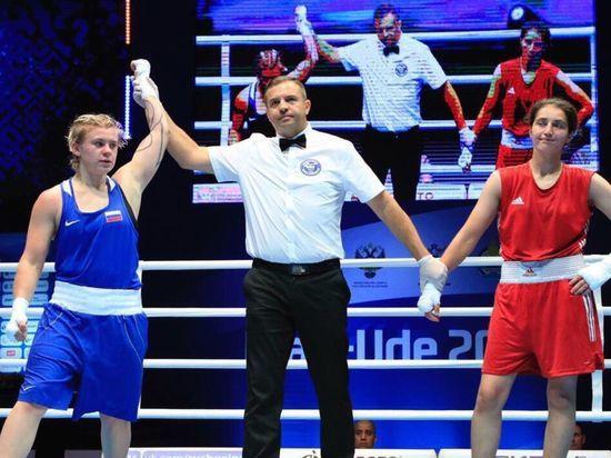 Спортсменки из Кузбасса впервые вышли в полуфинал чемпионата мира по боксу