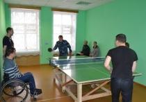 В Ивановском СИЗО побывали паралимпийцы