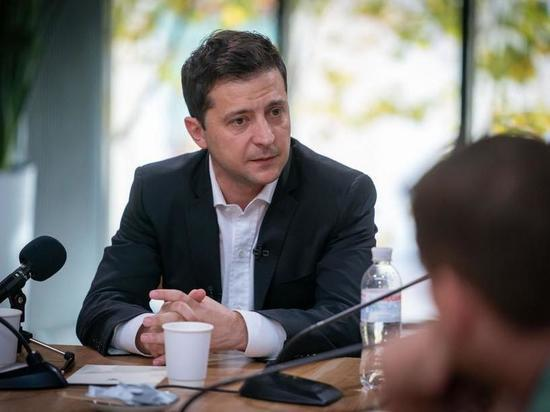 Зеленский пожаловался на неоконченный ремонт в квартире в Крыму