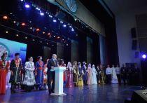 Калмыкия была представлена на фестивале «Мир Кавказу»