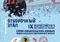В ЯНАО стартует отборочный этап всероссийского фестиваля по хоккею