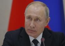 Путин обвинил Зеленского в отсутствии политической воли
