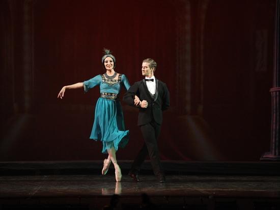 Историю любви представили в оперном театре