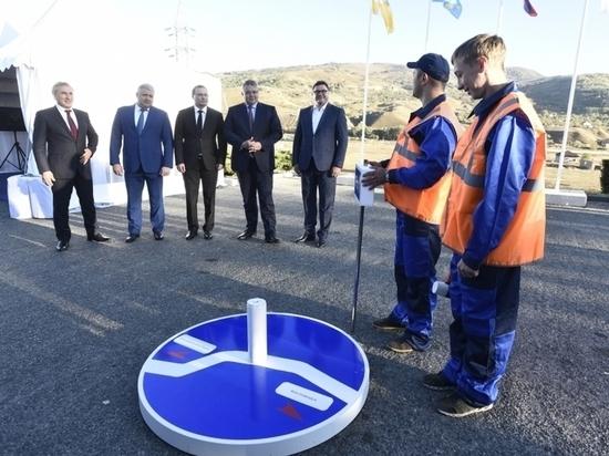 На Ставрополье стартовала реконструкция дороги Минеральные воды – Кисловодск