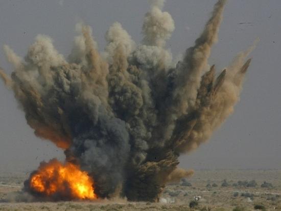 В Воронежской области обезвредили 20 опасных немецких авиабомб