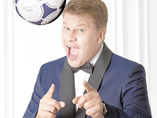 Дмитрий Губерниев: «Я иногда сам пародия на самого себя»