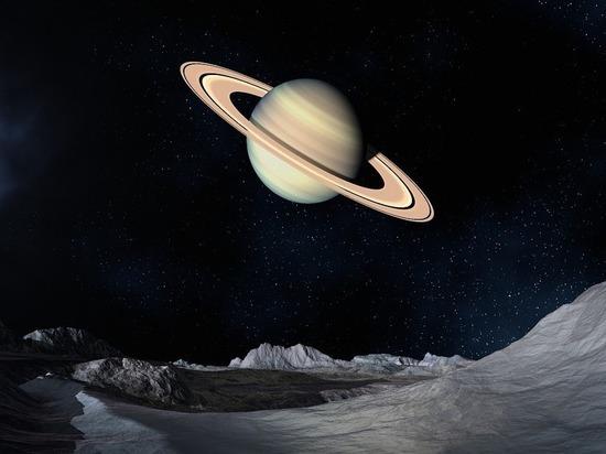 Имена для 20 открытых спутников Сатурна придумают интернет-пользователи