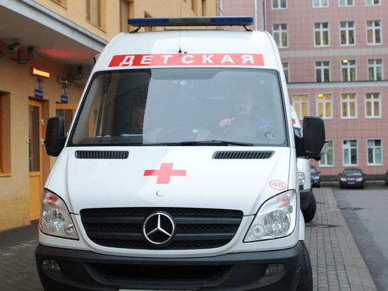 Подмосковные врачи спасли двухлетнюю девочку, выпившую капли для носа
