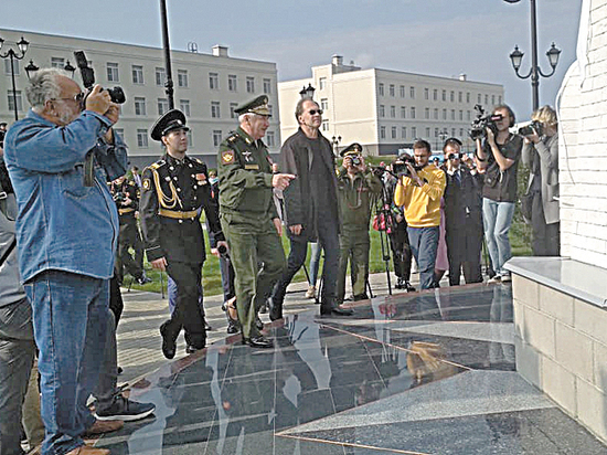 В Севастополе прошел фестиваль кино «Кадетский взгляд»