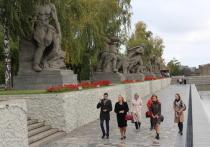 В Волгоград прибыла делегация Великобритании