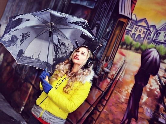 Синоптики пообещали петербуржцам дождливые и ветреные выходные