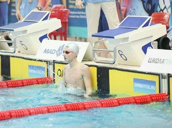 Брянский пловец стал чемпионом ЦФО