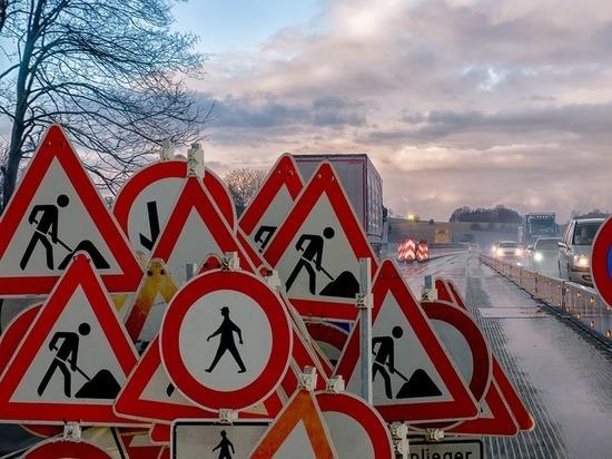 В Салехарде закончили ремонт еще одной дороги