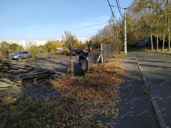 Новый спорткомплекс начали возводить на месте рынка в Новокузнецке