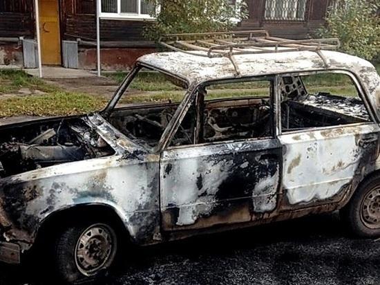 Угонщиков отечественных автомобилей задержали в Братске