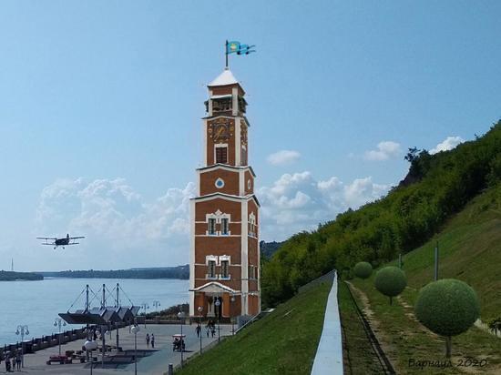 Барнаулец хочет поставить на набережной башню с портретом Михаила Евдокимова