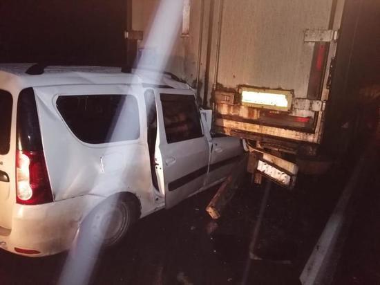 В Первомайском районе в ДТП погибли водитель и пассажир