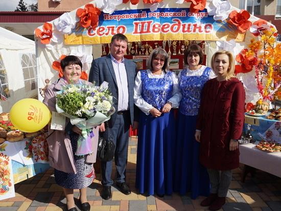 Вице-спикер Госдумы побывала в Светлограде на юбилее округа