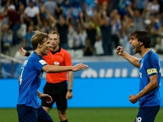 «Ротор» открыл счет в матче с «Нижним Новгородом»