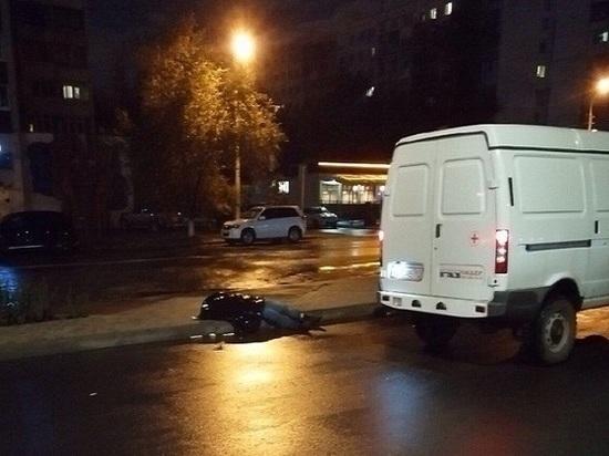 На одной из ростовских улиц умер прохожий