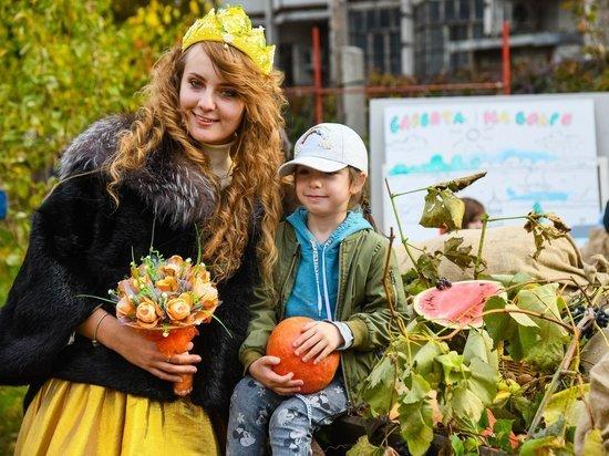 Горчичный фестиваль проходит в Волгограде