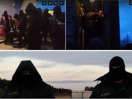 Провокация на Шиесе: у ЧОПов подкрепление и «раненый» в «схватке» с активистами