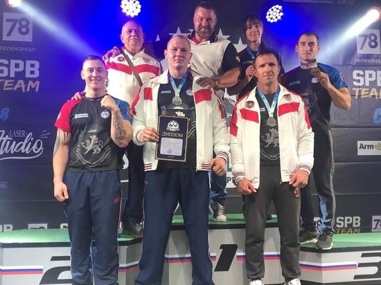Взяли шесть золотых: результат крымчан на Кубке Балтики по армспорту