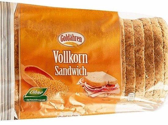 Германия: Aldi отзывает тостовый хлеб опасный для здоровья