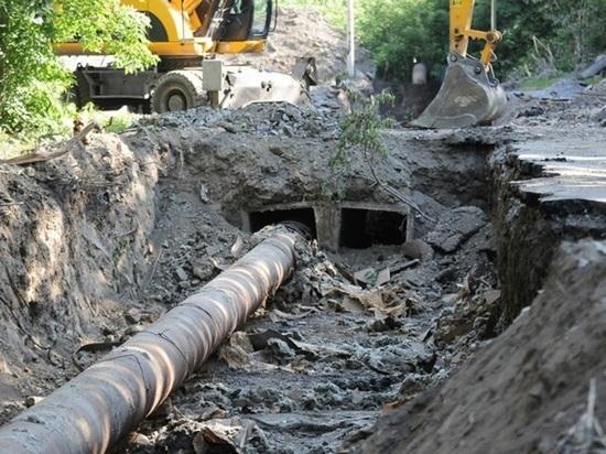 В Кургане обещают вернуть водоснабжение в течение дня