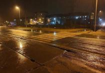 В Губкинском на «зебре» сбили пешехода