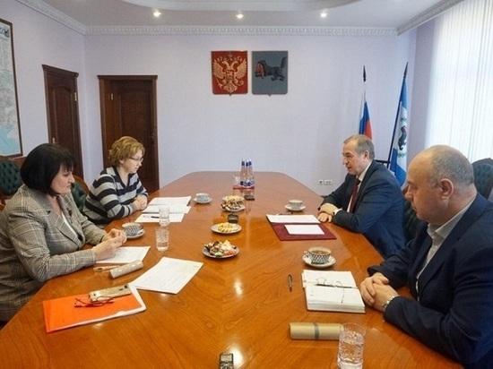 В Иркутске обсуждали открытие филиала Московской консерватории