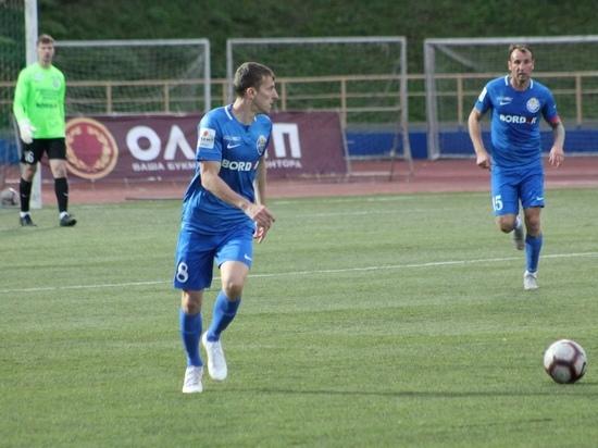 ФК «Рязань» дома сыграл вничью с «Квантом»