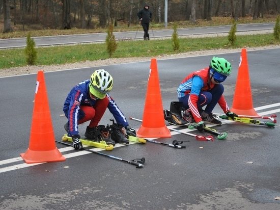 В Туле состоялся чемпионат по лыжероллерному спорту