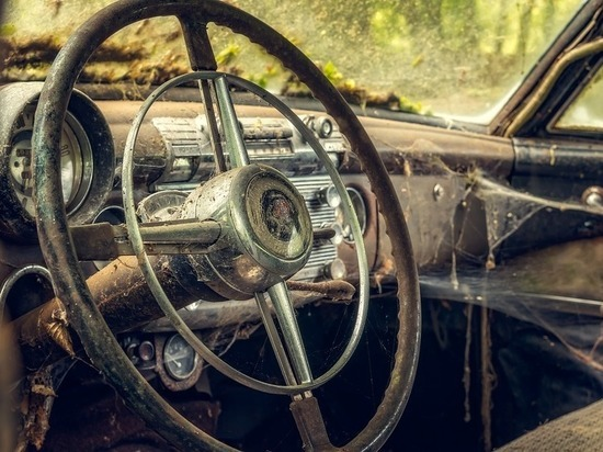 В Северной Осетии украденный грузовик сдали на металлолом