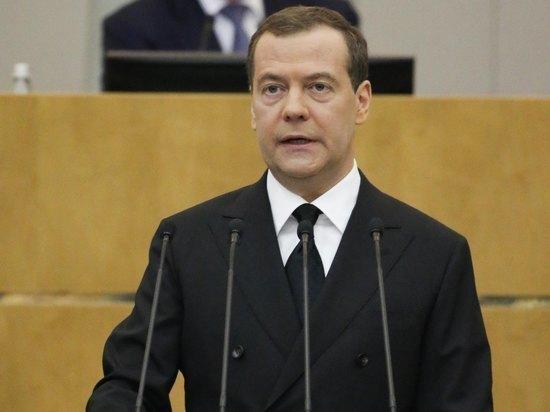 Медведев поздравил сборную России с выходом на Евро-2020