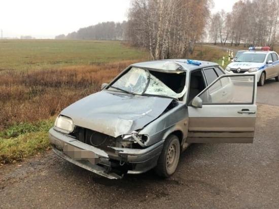 21-летний житель Башкортостана погиб под колесами легковушки
