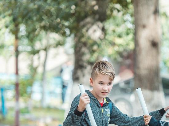 Омский НПЗ поддерживает развитие детских и спортивных площадок