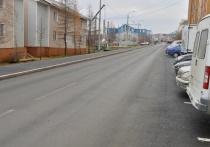В Салехарде после капремонта открыли дорогу на Комсомольской