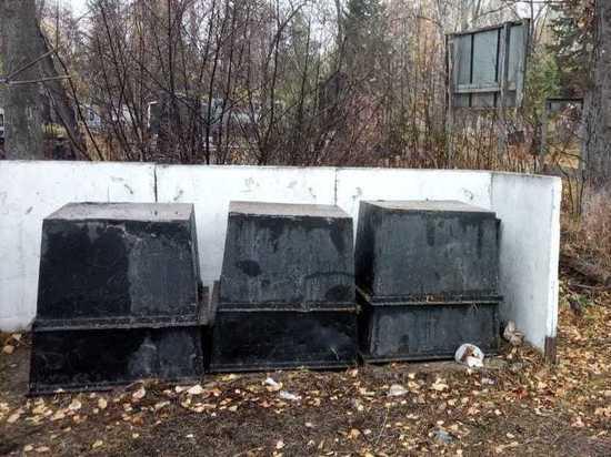 Региональный оператор навел порядок на двух омских кладбищах